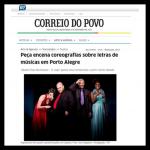 Correio do Povo - 06.11.2015