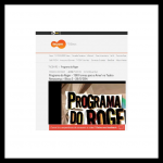 Programa do Roger - 28.11.2014
