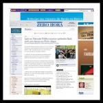 Zero Hora - 21.11.2009